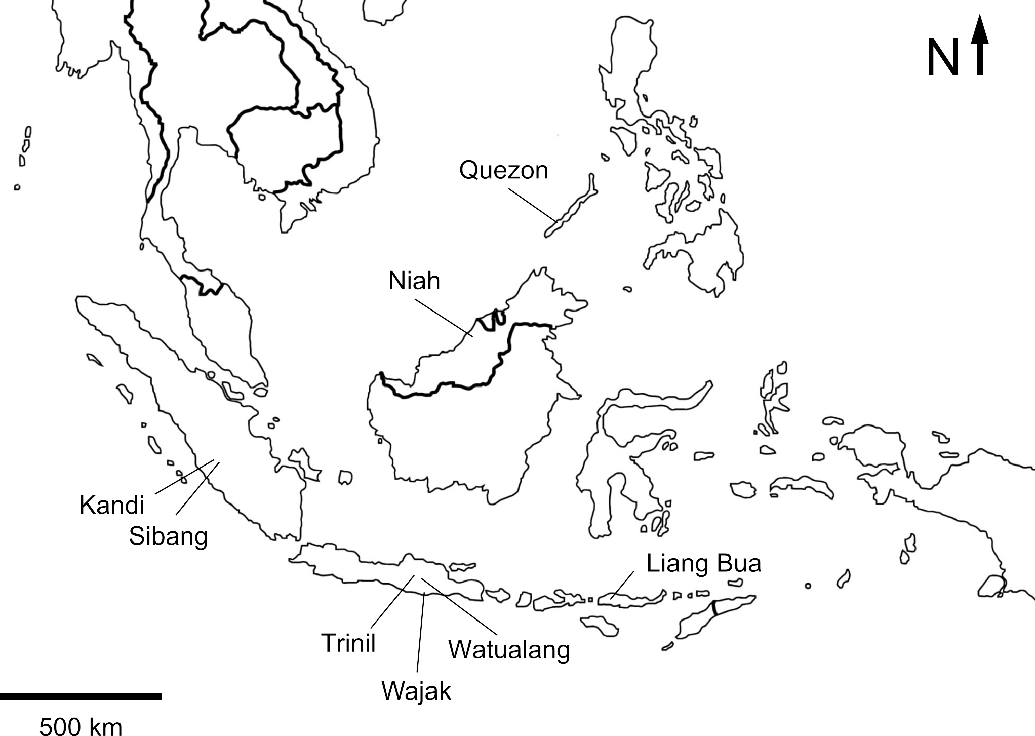 The Avian Fossil Record In Insular Southeast Asia And Its