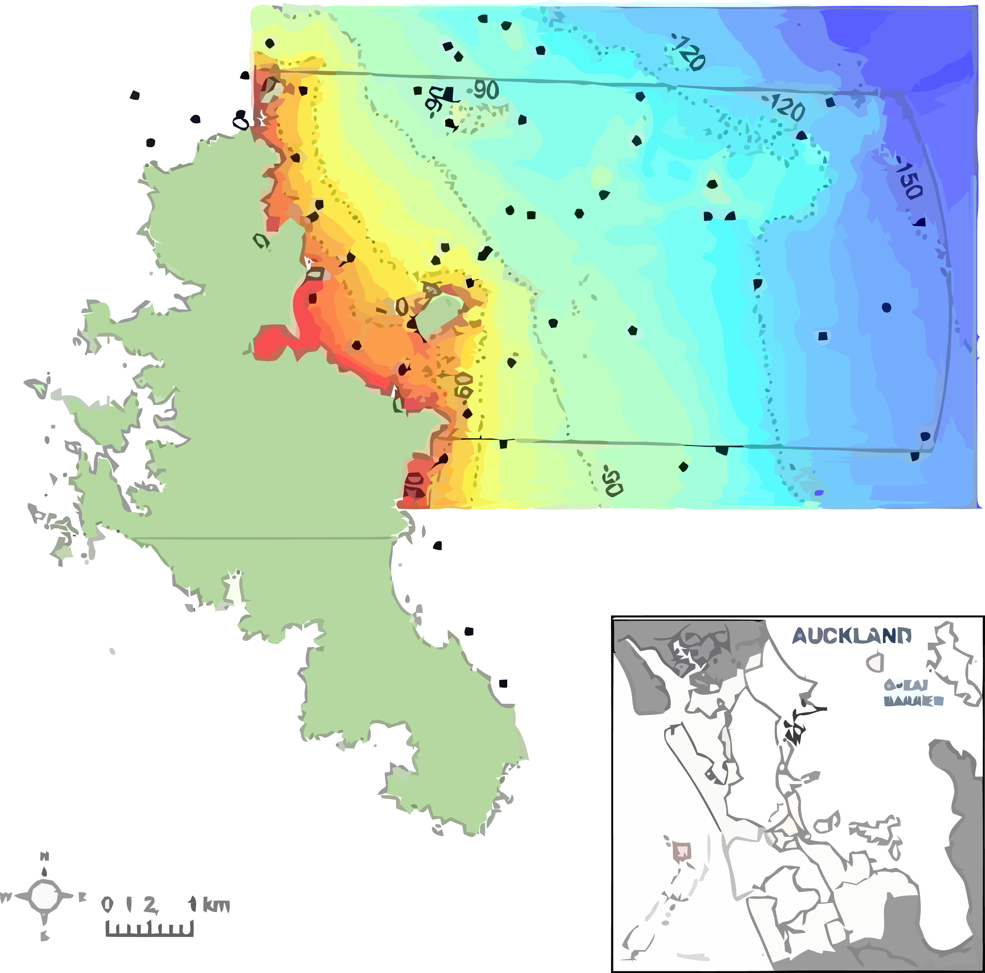 Baseline seabed habitat and biotope mapping for a proposed marine ...