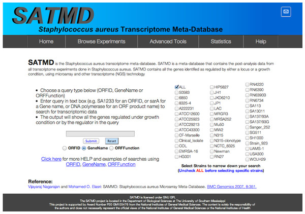 Redesigned SATMD.