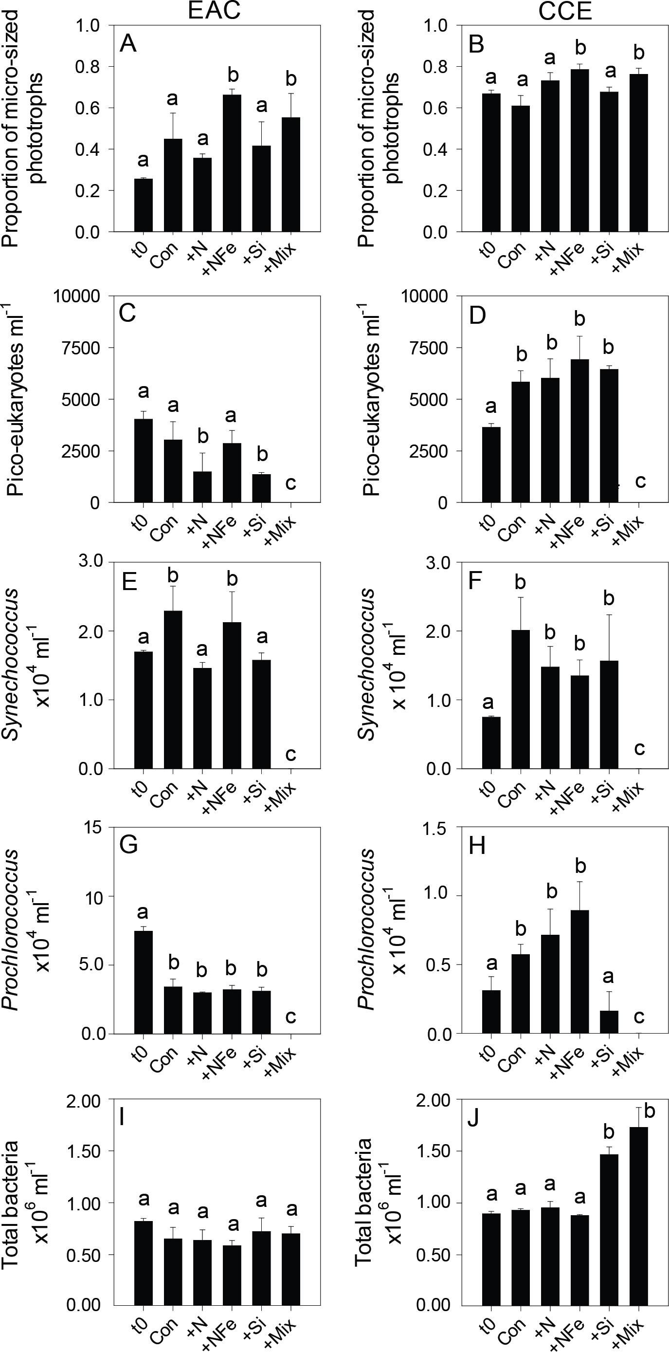 Nutrient Uplift In A Cyclonic Eddy Increases Diversity