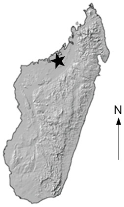 Locality Map.