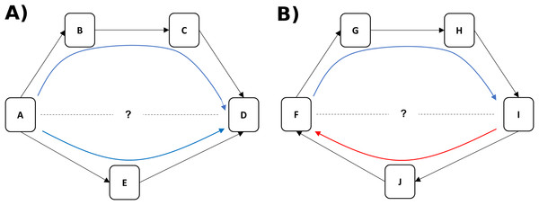 Inference of dominance rank and certainty using a network.