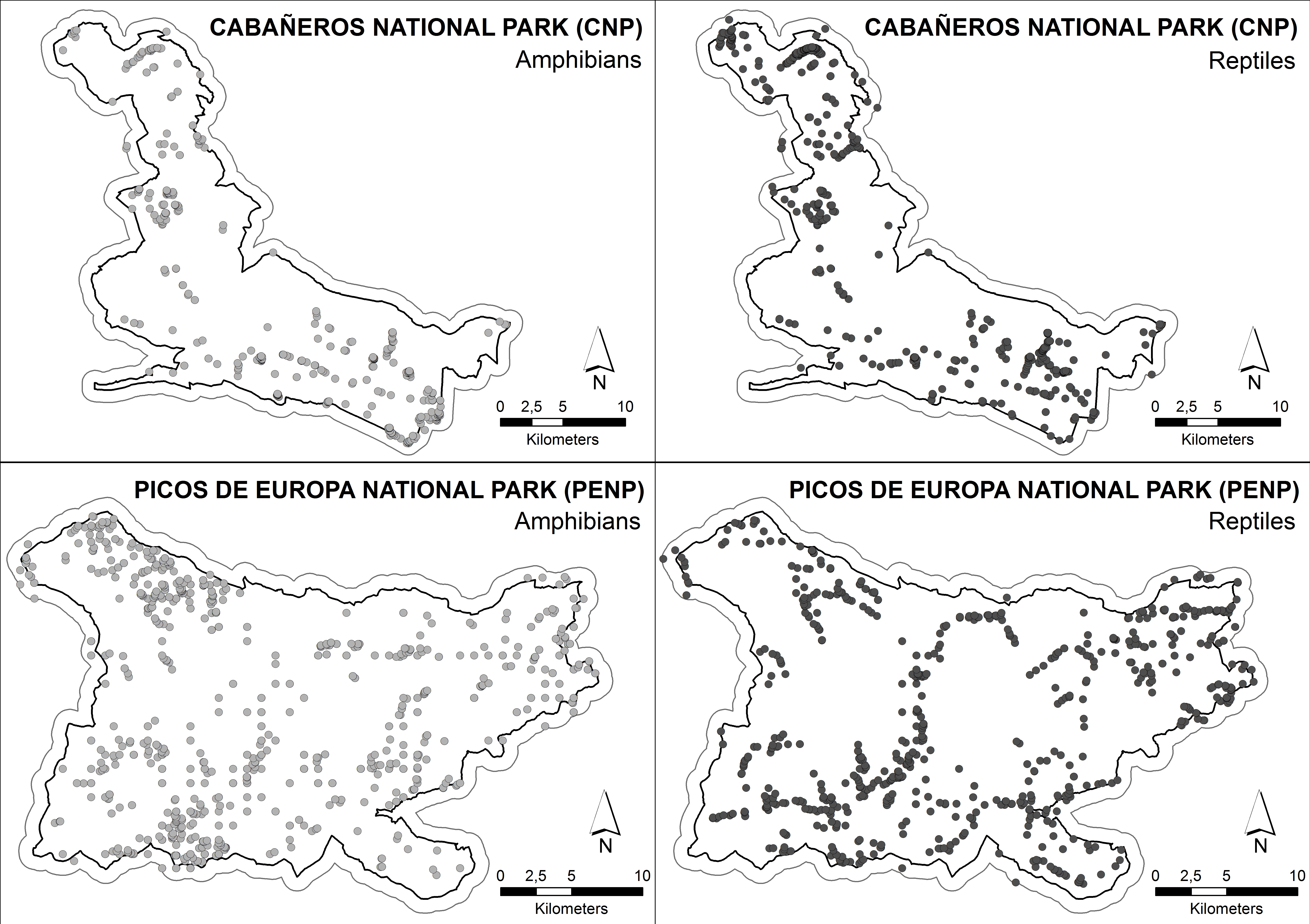 Local scale models reveal ecological niche variability in amphibian download full size image ccuart Images