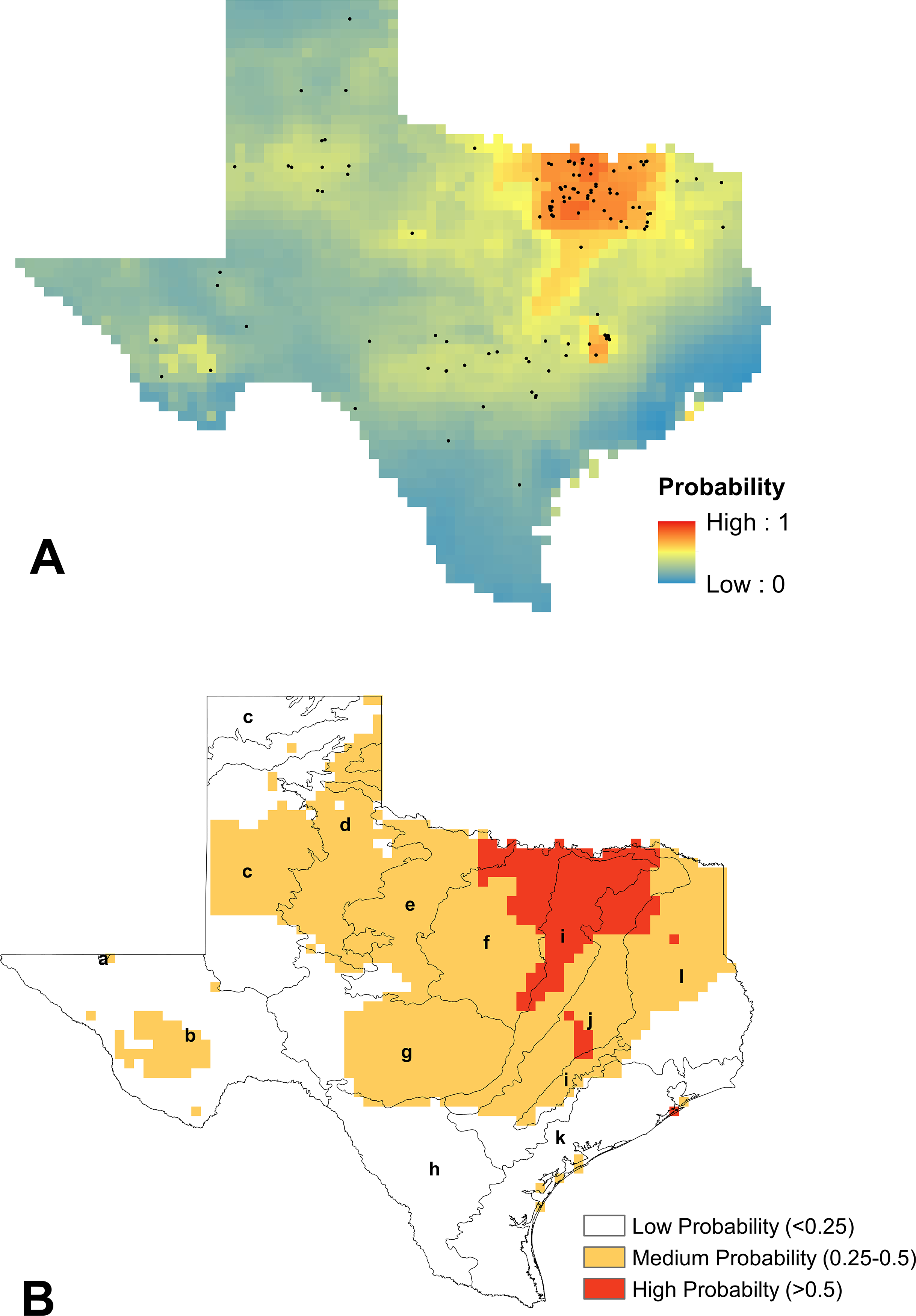 An updated understanding of Texas bumble bee Hymenoptera Apidae