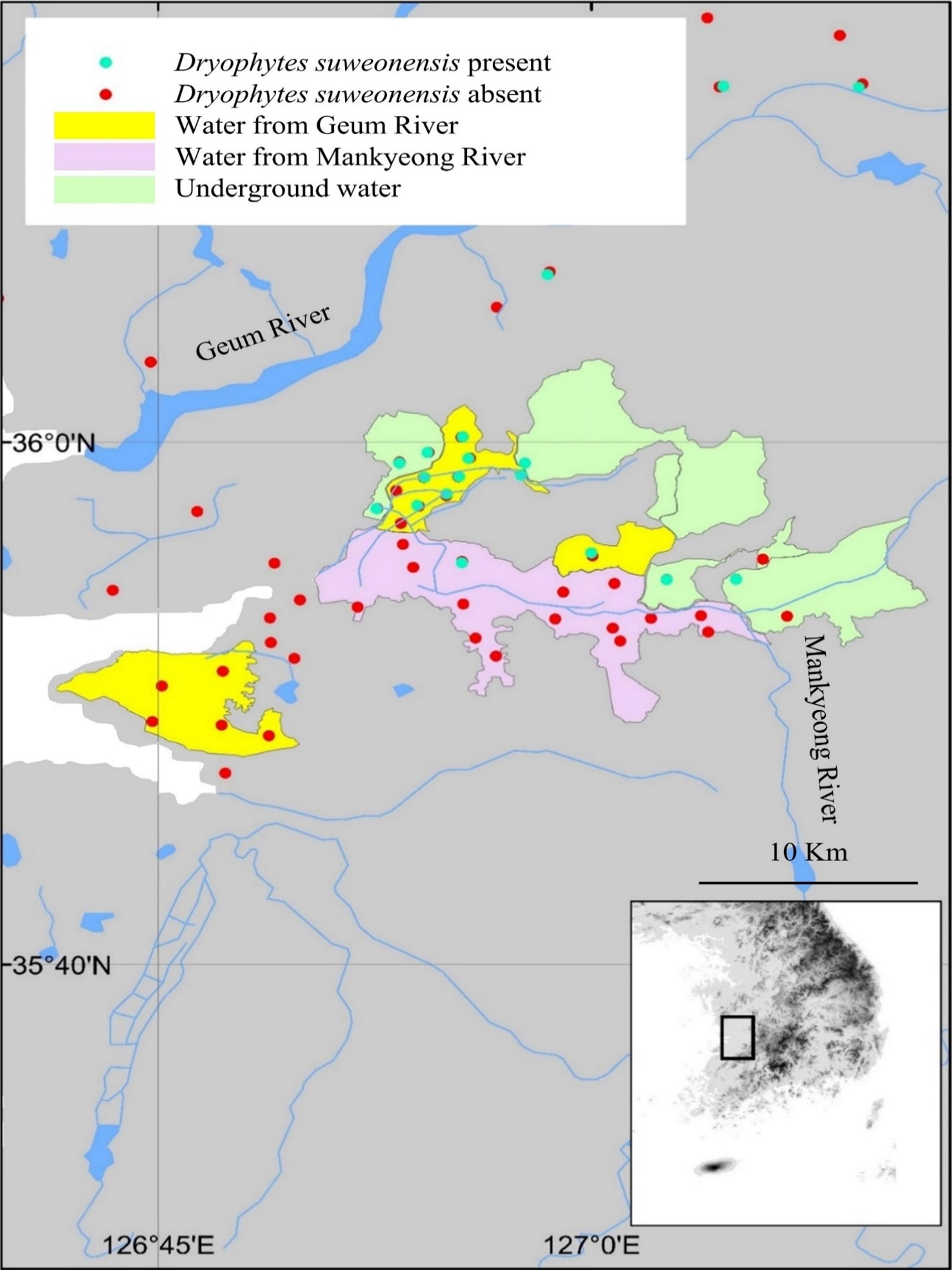 Maryland Biodiversity Project False Map france on map