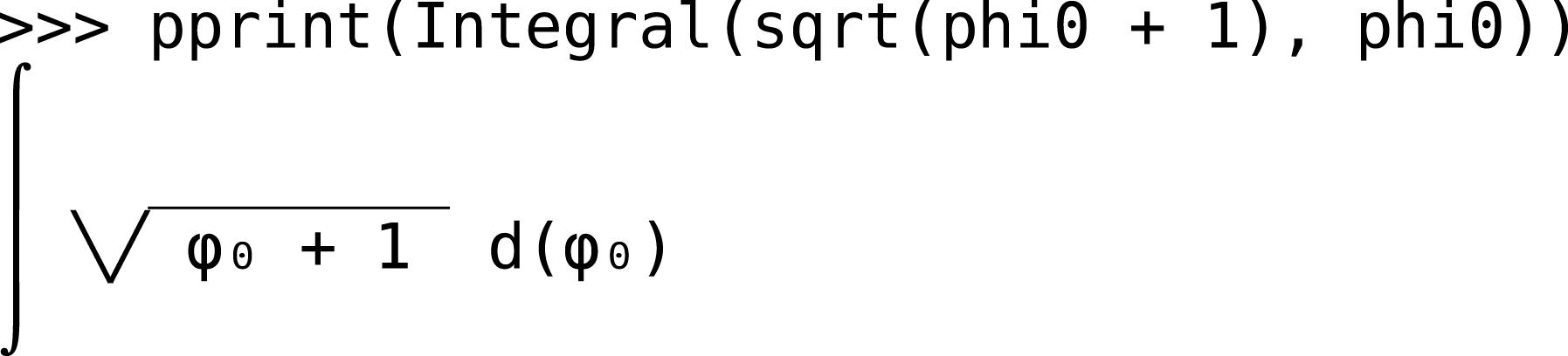Sympy Symbolic Computing In Python Peerj