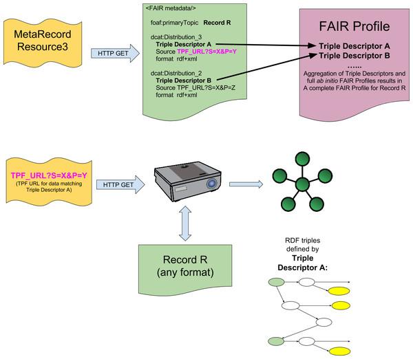 Integration of FAIR Projectors into the FAIR Accessor.