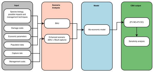 Cost-benefit analysis framework.