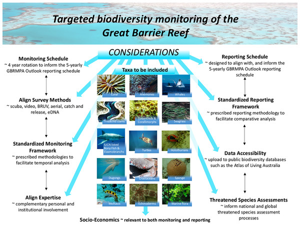 Rotational biodiversity monitoring is one example of how existing monitoring programs could be adapted.