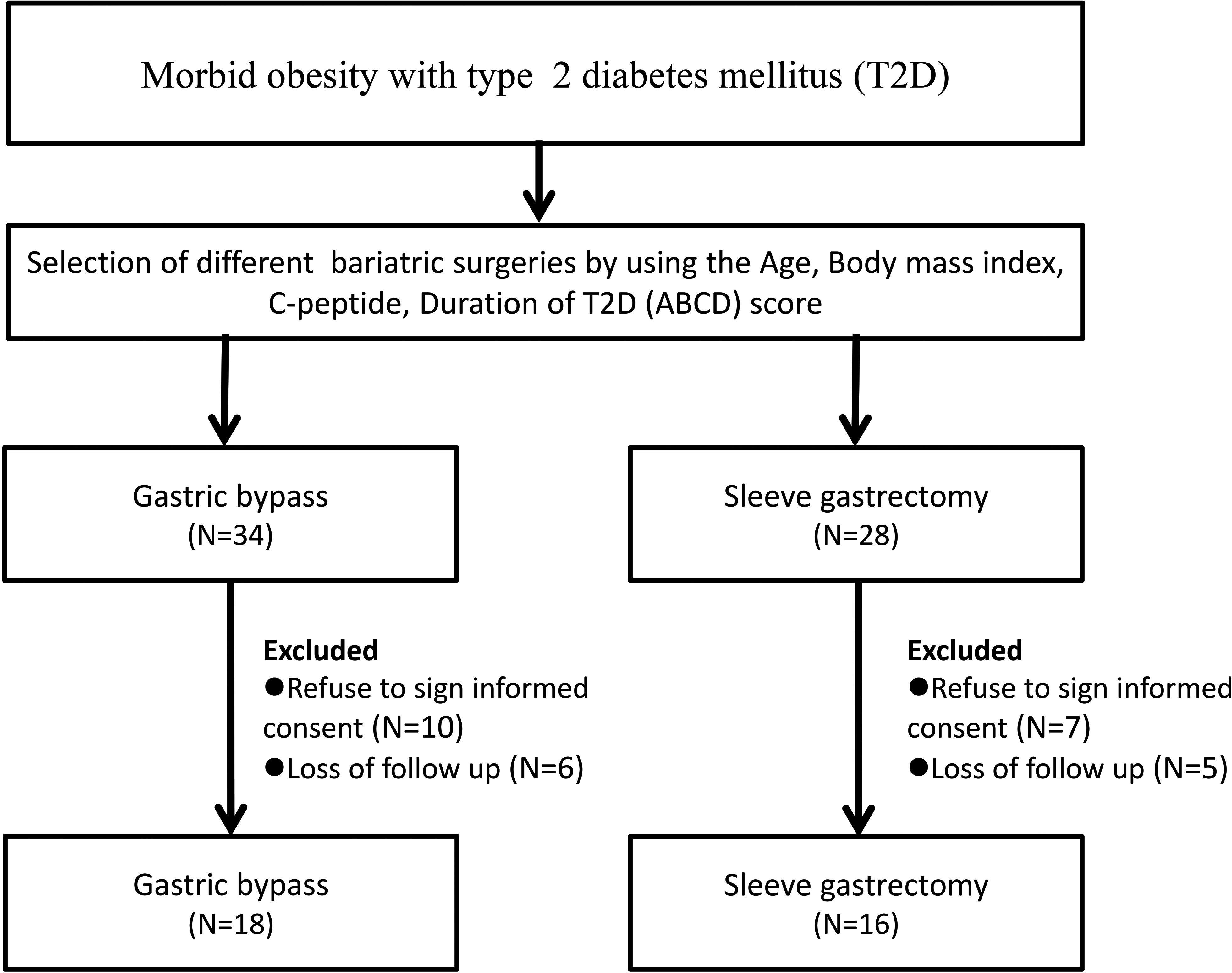 Does Bariatric Surgery Influence Plasma Levels Of Fetuin A And