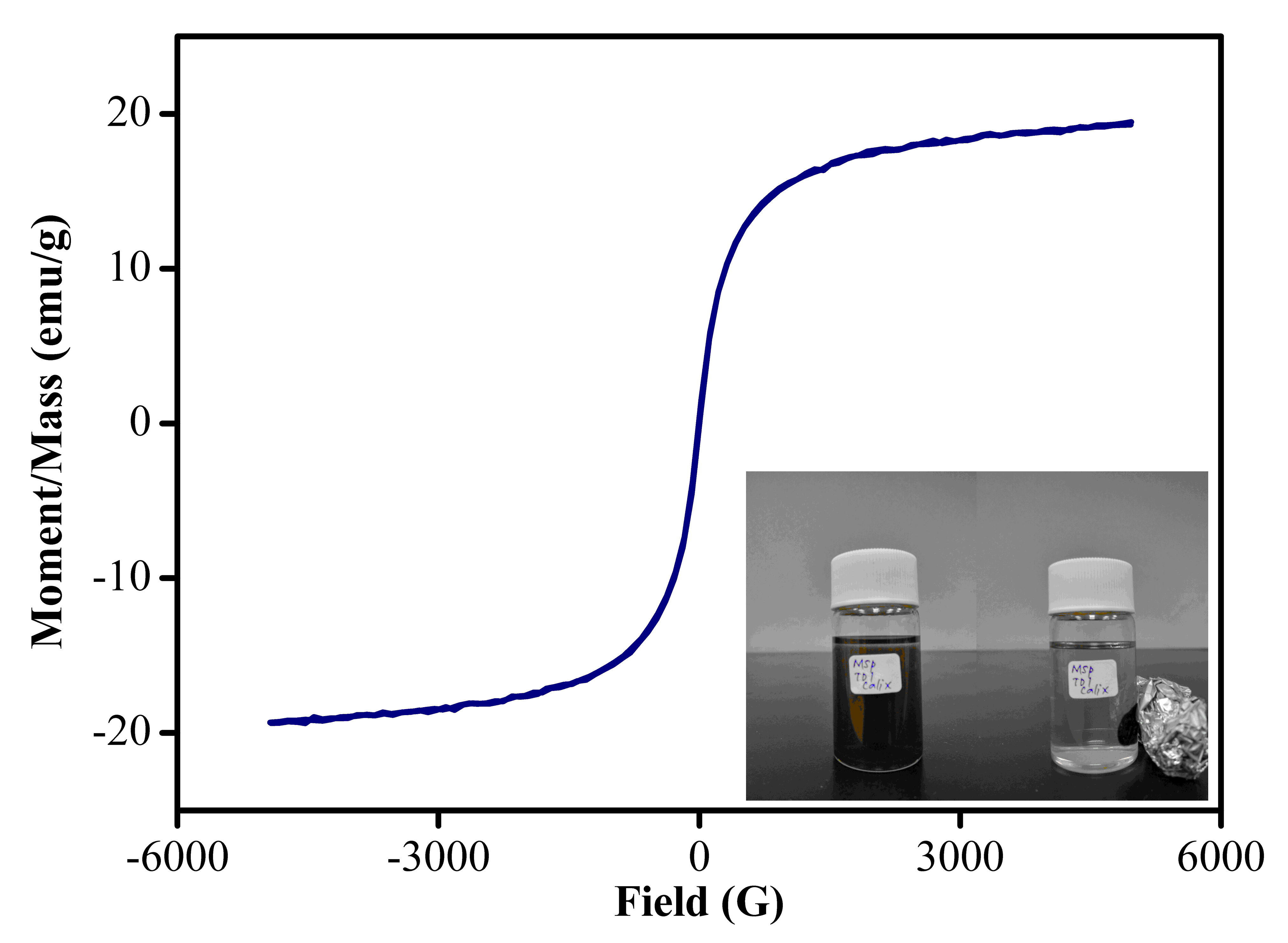 Fabrication of calixarene-grafted bio-polymeric magnetic