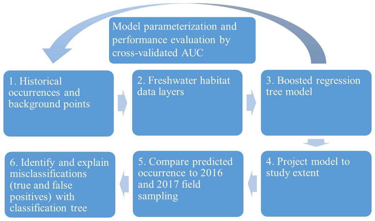 Distribution, habitat associations, and conservation status