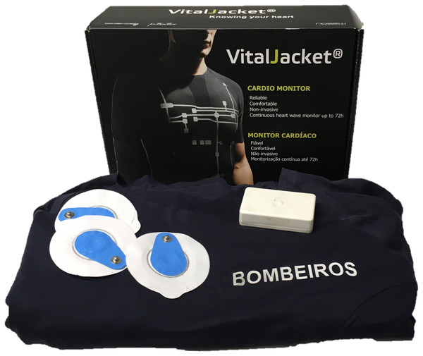 Vital Jacket® equipment.
