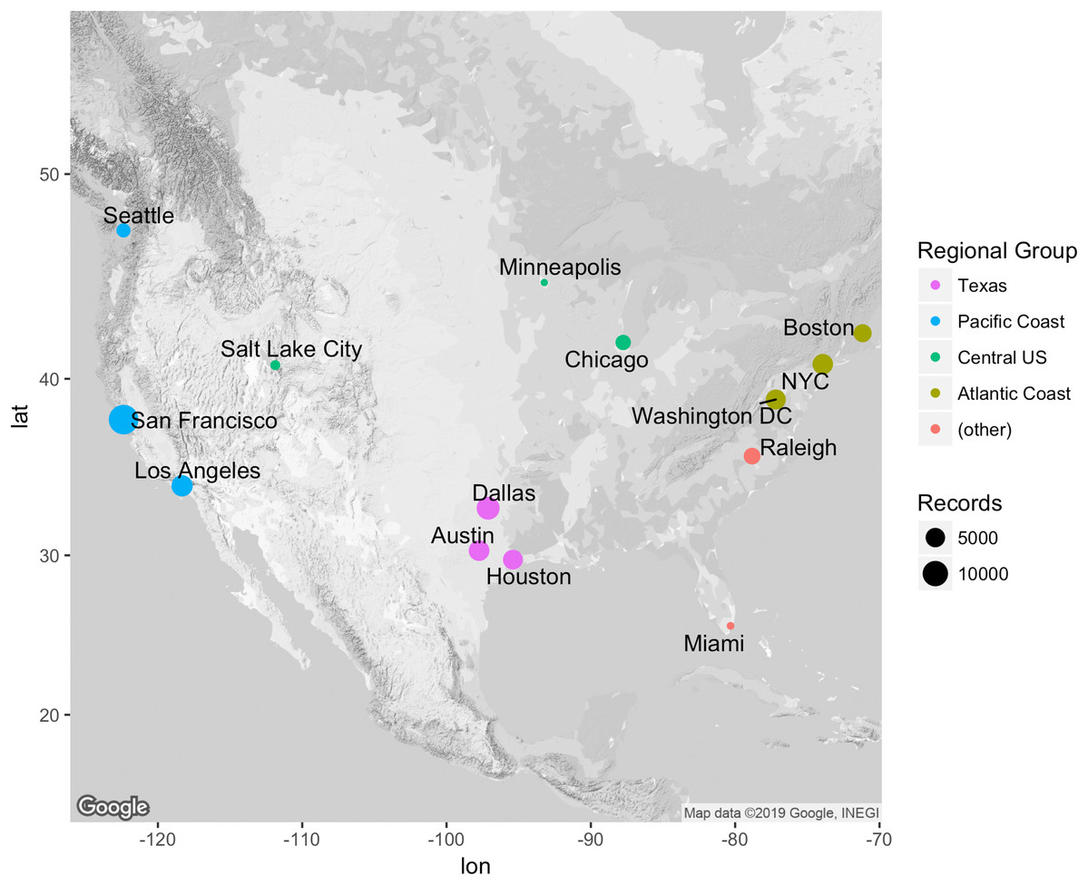 A citizen science approach to evaluating US cities for biotic ...