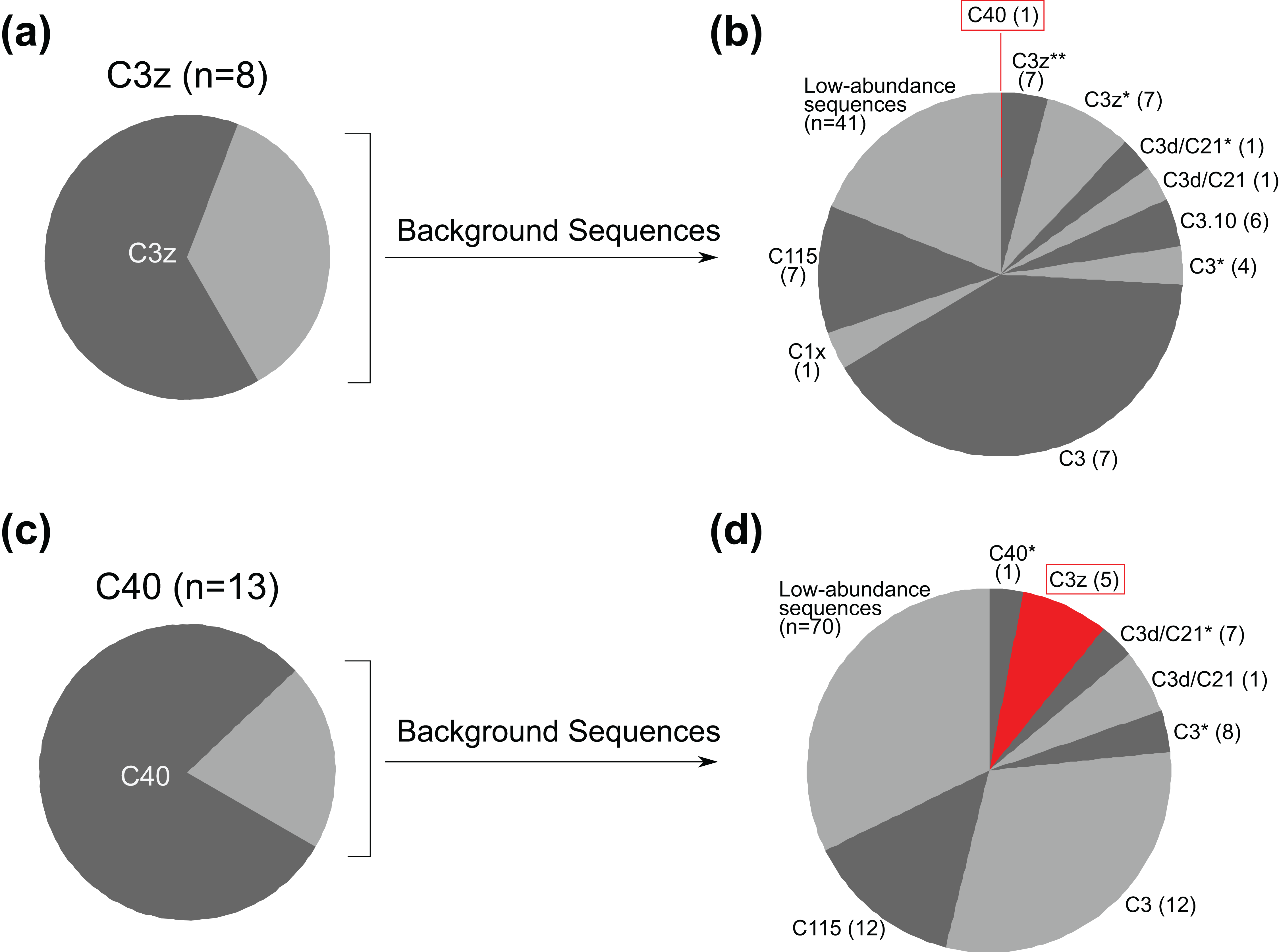 Multi-gene incongruence consistent with hybridisation in