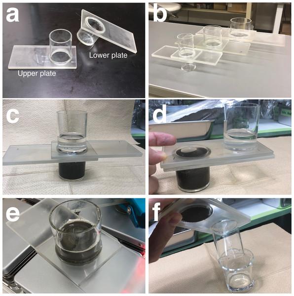 JAMSTEC microplastic-sediment separator (JAMSS) unit.