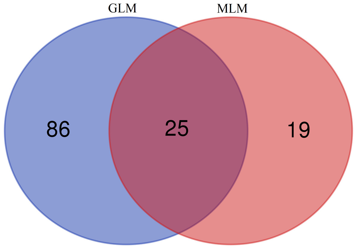 identification of novel genes associated with litter size
