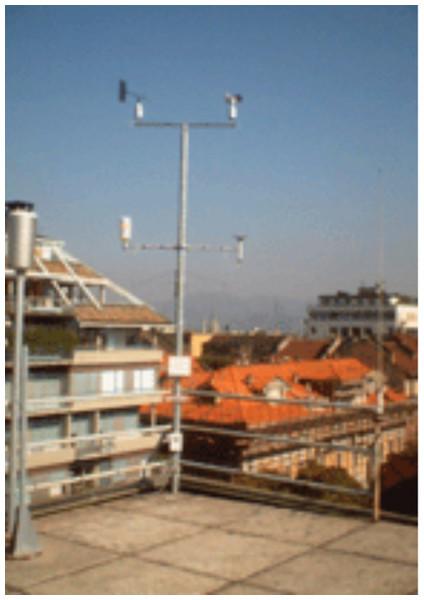 Meteo Weather station at Politecnic Di Torino.