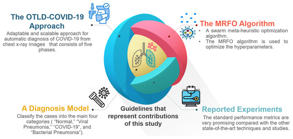 The guidelines that represent the contributions of this study.