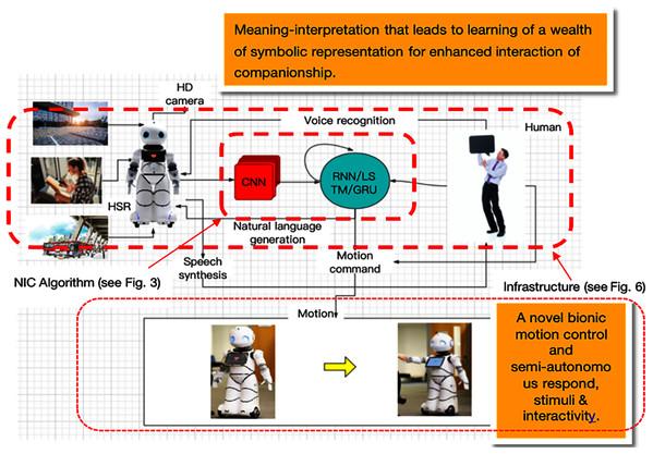 Bionic-companionship framework design.